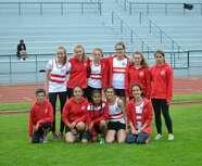 Challenge Equipe Athlé Victoire de l'Equipe minime filles